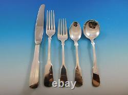 1810 Eighteen Ten International Sterling Silver Flatware Service 53 pc E Heavy