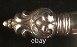 2pc Royal Danish By International Sterling Silver Barware Corkscrew And Jigger
