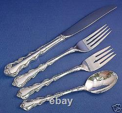 Angelique-international Sterling 4 Piece Lunch Place Setting(s)