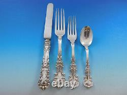 Avalon by International Sterling Silver Flatware Set for 6 Service 30 pcs Dinner