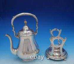 Brandon by International Sterling Silver Kettle on Stand withBurner #SC506 (#3808)
