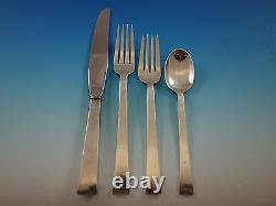 Continental by International Sterling Silver Flatware Set Service 30 pieces