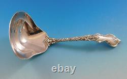 Du Barry by International Sterling Silver Flatware Service 12 Set 54 pieces