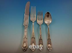 Fontaine by International Sterling Silver Flatware Service Set 33 Pieces
