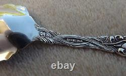 Frontenac by International 5 3/4 Sterling ice cream fork(s) 1 of 6 no mono