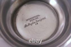 International La Paglia Sterling Silver Stackable Compote Tray