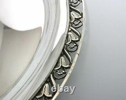 International La Paglia Sterling Silver Tray 13