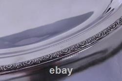 International Prelude Sterling Silver Bread Tray