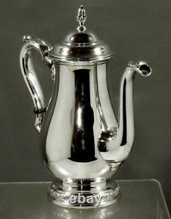 International Sterling Coffee Pot c1940 PRELUDE