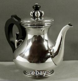 International Sterling Coffee Pot c1950 LA PAGLIA