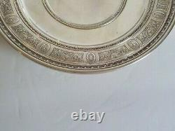 International WEDGWOOD Sterling Silver Bonbon Tray / Dish, 135 grams