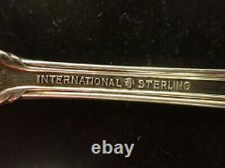 JOAN of ARC by International Sterling Silver Flatware Set 52 Pieces No Monogram