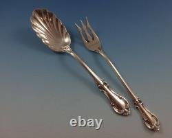 Joan of Arc by International Sterling Silver Flatware Set 12 Service 93 Pieces