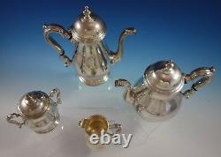 Kenilworth by International Sterling Silver Tea Set 4pc (#2612)