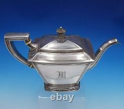 Pantheon by International Sterling Silver Tea Pot #5600-7 6 x 10 (#4912)