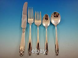 Prelude by International Sterling Silver Flatware Service Set 30 pieces