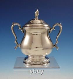 Prelude by International Sterling Silver Tea Set 5pc (#2922)