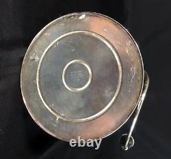 Rare International Sterling Weighted 3-Light 12-1/2 Candelabra 150 65