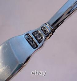 Royal Danish-International Sterling Buffet 2-Tine Serving Fork 6