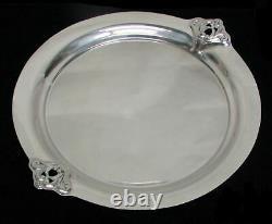 Royal Danish International Sterling Silver 12 Serving Platter / Charger