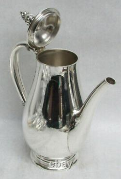 Royal Danish International Sterling Silver 8 1/2 Coffee Pot