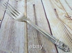 Royal Danish by International Sterling Silver Dinner Forks Set of 5