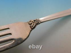 Royal Danish by International Sterling Silver Flatware Set for 8 Service 56 pcs