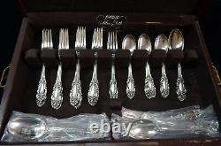 TOWLE GRAND DUCHESS STERLING 8 Place Setting Set! (40 Pieces) FREE SHIPPING