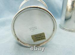 Vintage Solid Sterling Silver Derby Mint Julep Cup by International 101, No MONO