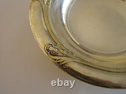 Vintage Sterling Silver Spring Glory Gilded Bowl International Silver Company