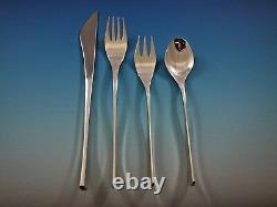 Vision by International Modernism Sterling Silver Regular Place Setting(s) 4pc