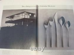 Vision by International Sterling Silver Flatware Set Service 35 Pieces Modern