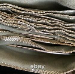 Vntg/antique International Silver Sterling Holloware Bread And Butter Plates