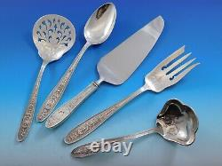 Wedgwood by International Sterling Silver Essential Serving Set Large 5-piece