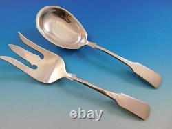 1810 Eighteen Ten International Sterling Silver Flatware Service 53 Pc E Lourd