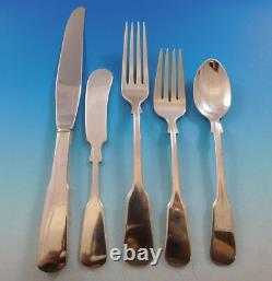 1810 Eighteen Ten Par International Sterling Silver Flatware Set Service 32 Pcs