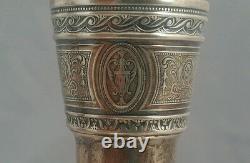 2 Chandeliers Antiques D'argent Sterling De Wedgwood International