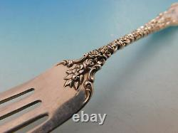 Du Barry Par International Sterling Silver Flatware Set For 8 Service 32 Pcs