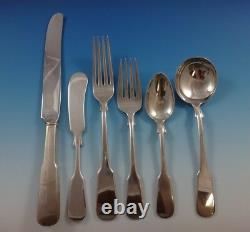 Eighteen Ten 1810 Par International Sterling Silver Flatware Service 8 Set 49 Pcs