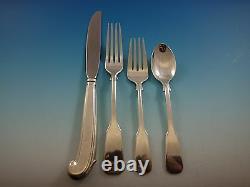 Eighteen Ten 1810 Par International Sterling Silver Flatware Set 12 Service 78 Pc