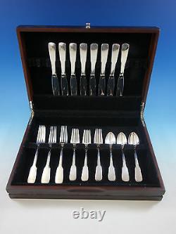Eighteen Ten 1810 Par International Sterling Silver Flatware Set 8 Service 32 Pcs