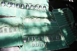 International Sterling Silver Prelude No Mono 12 Place 85 Pc 3800 Grammes