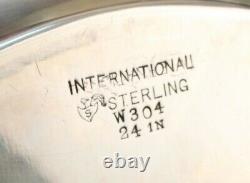 International Sterling Wedgwood 29 1/4 Plateau De Service Tea & Coffee