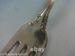 Joan Of Arc Par International Sterling Silver Flatware Set 8 Service 42 Pièces