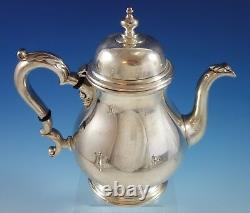 Kenilworth De L'international Sterling Silver Tea Set 4pc (#2612)