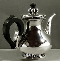 Pot International De Café Sterling C1950 La Paglia