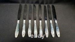 Prelude Par International Silver Sterling Flatware 40 Pcs Grande Fourchette Couteau À Dîner