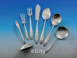 Prélude Par International Sterling Silver Essential Serving Set Small 7-piece