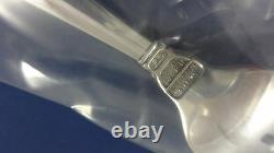 Royal Danish Par International Sterling Silver Dinner Flatware For 8 Set 50 Pcs