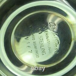 Royaume-uni Par Le Silver Bud International Vase V-167 Env. 8 Grands Non Mon